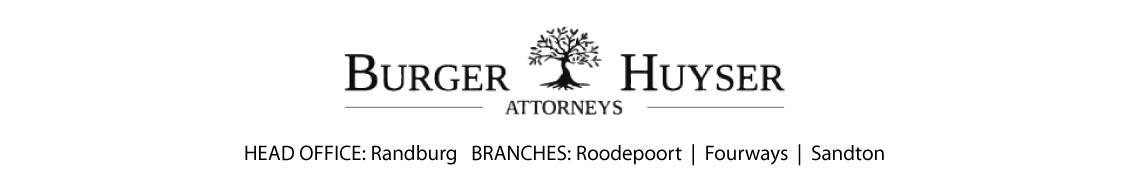 Burger Huyser Attorneys Logo